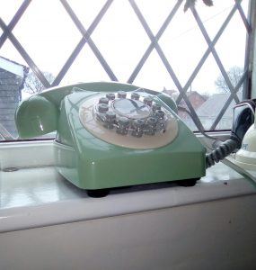 Classic 746 Phone albeit not a proper dialling one. Owning one of these has long been one of my goals.