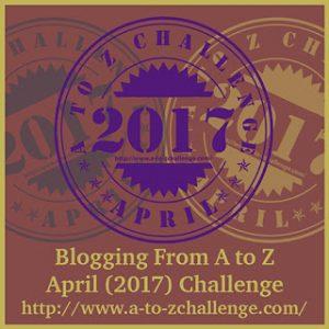 AZChallenge badge
