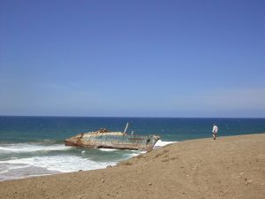 Shipwreck - avoid these short story disasters