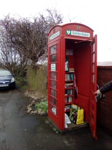 Little Free Library, UK