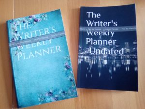 Writers Weekly Planner