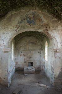 church crypt ruins