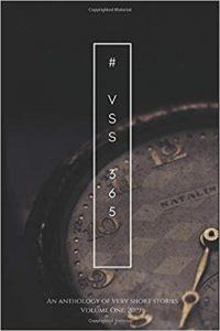 book cover vss365 anthology
